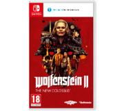 Nintendo Wolfenstein 2 – New Colossus  | Nintendo Switch