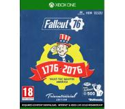 Gameworld Fallout 76 (Tricentennial Edition) | Xbox One