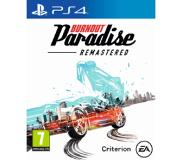 Electronic Arts Burnout Paradise Remastered | PlayStation 4