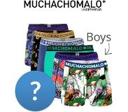 Muchachomalo boys 6-pack verrassings deal-134-140 (134-140)