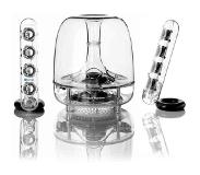 Harman/Kardon SoundSticks Wireless luidspreker set 2.0 kanalen 40 W Transparant