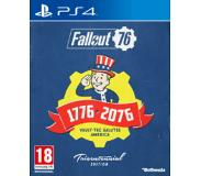 Gameworld Fallout 76 (Tricentennial Edition) | PlayStation 4