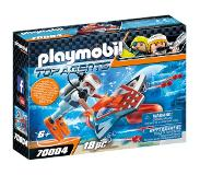 Playmobil 70004 Spy Team Onderwaterjet