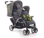 Chic 4 Baby Duowagen DUO Lemontree - Groen
