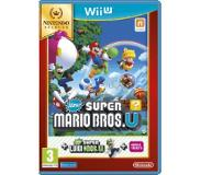Nintendo New Super Mario Bros U + New Super Luigi U