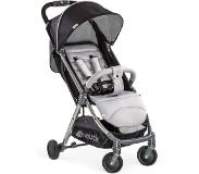 Hauck Swift Plus Silver/Charcoal Buggy - Silver Charcoal