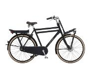 Cortina E-U4 Transport FM N7 2019 Heren - 53 cm - Jet Black Matt