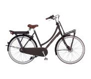 Cortina E-U4 damesfiets Mouse Grey Matt RB7 36v