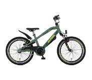 Alpina Trial 20 inch jongensfiets Forest Green