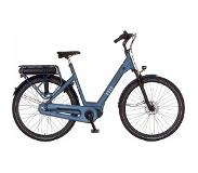 Cortina E-Octa Plus E-Bike damesfiets Augean Blue Hydro 8V