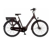 Cortina E-Octa Plus E-Bike damesfiets Espr. Brown Hydro 8V