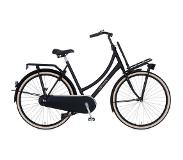 Cortina U4 Transport RN 2019 Dames - 50 cm - Jet Black Matt