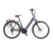 Sparta M10Ti Smart Ltd Grijs incl. 500wh damesfiets