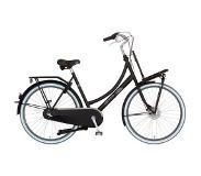 Cortina U4 Transport Family N3 2019 Dames - 57 cm - Jet Black Matt