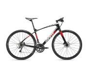 Giant FastRoad Advanced 2 2019 - M - Black/Red
