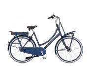 Cortina E-U4 damesfiets Polish Blue Matt RB7 36v