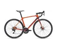 Giant TCR Advanced 2 Disc 2019 - XL - Red Neon