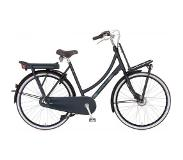 Cortina E-U4 damesfiets Night Matt RB3 36v
