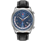 Swiss Military Hanowa Horloge Worldtimer 06-4293.04.003