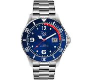 Ice-watch IW015771 ICE Steel Blue silver Medium 40 mm horloge