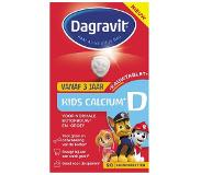 Dagravit Kids calcium & vitamine d