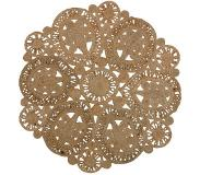 Bepurehome Coaster Vloerkleed Crochet 150 cm - Naturel