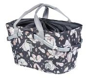 Basil Magnolia Carry All Rear Basket Fietsmand - Pastel