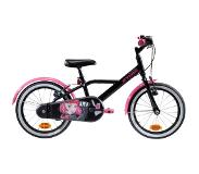 B'twin Kinderfiets 16 inch meisjesfiets 500 Spy Hero