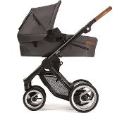 Mutsy Evo Urban Nomad Kinderwagen Dark Grey - Black Frame