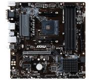 MSI B450M PRO-VDH PLUS moederbord Socket AM4 Micro ATX AMD B450