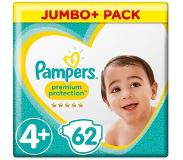 Pampers Premium Protection Maat 4+ Luiers