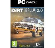 Codemasters DiRT Rally 2.0 - Windows Download