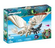 Playmobil 70038 Playmobil Dragons Hemelfeeks en babydraak met kids 70038