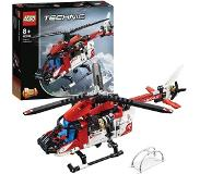 LEGO Technic reddingshelikopter - 42092 454 gram