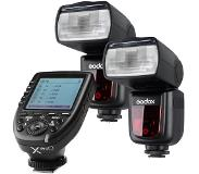 Godox Speedlite V860II Sony X-PRO Duo Kit