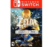 Nintendo Zelda: Breath of the Wild Expansion Pass - Nintendo Switch