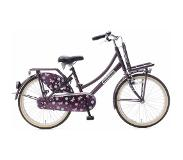 POPAL Daily Dutch Basic 22 inch meisjesfiets Paars
