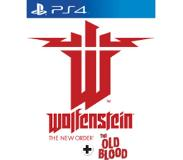 Gameworld Wolfensteind: The New Order + The Old Blood (Double Pack) | PlayStation 4