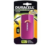 Duracell LADER3UUR powerbank Roze 1150 mAh
