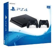 Sony Playstation 4 500GB + 2 Controller Zwart Wi-Fi