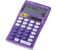 Citizen FC-100NPU calculator Pocket Basisrekenmachine Paars