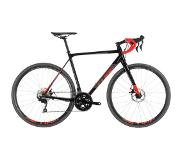 Cube Cross Race 2019 - 50 cm - Black/Red