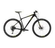 Cube Reaction Race MTB Hardtail zwart 19"