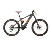Cube Stereo Hybrid 140 TM 500 E-Bike grijs 22"