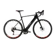 Cube Agree Hybrid C:62 Race Disc, carbon'n'white 56cm 2019 E-racefietsen / Gravel