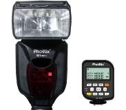 Phottix Mitros+ (Canon) + Odin Flash Transmitter