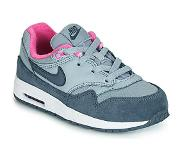 Nike AIR MAX 1 TODDLER Lage Sneakers kind Grijs 21
