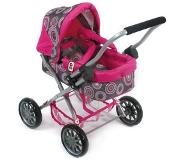 Chic2000 CHIC 2000 Poppenwagen Smarty Hot pink pearls