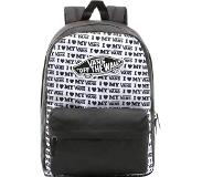 Vans Realm Backpack black/vans love