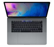 Apple [Open Box] Apple MacBook Pro 15 inch Touch Bar en Touch ID (2,6GHz i7 / 16GB / 512GB) - Spacegrijs
